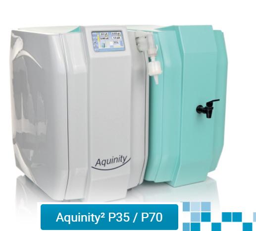 Máy lọc nước tinh khiết | 10L/h | AQUINITY² P10