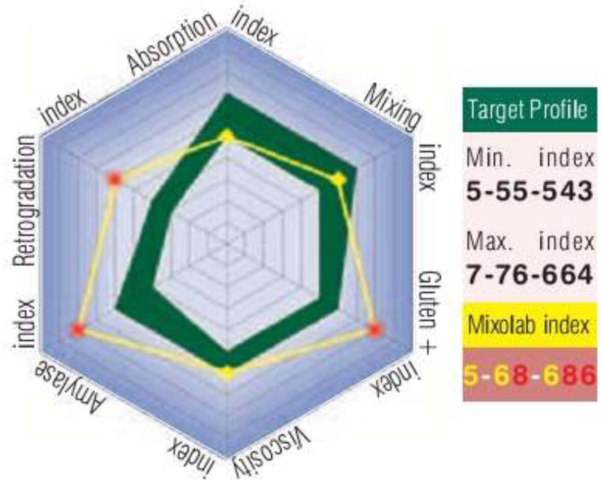 Phần mềm Mixolab Profiler của máy phân tích chất lượng bột và Protein