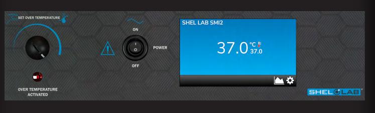 Tủ ấm nuôi cấy vi sinh Shellab SMI6