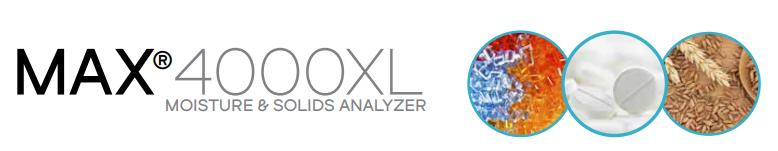 Cân xác định hàm lượng ẩm và chất rắn Computrac Max 4000XL